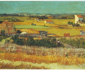 The Harvest - Vincent Van Gogh